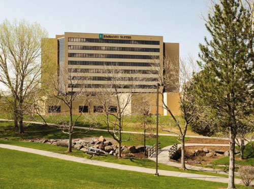 Embassy Suites by Hilton Denver Tech Center
