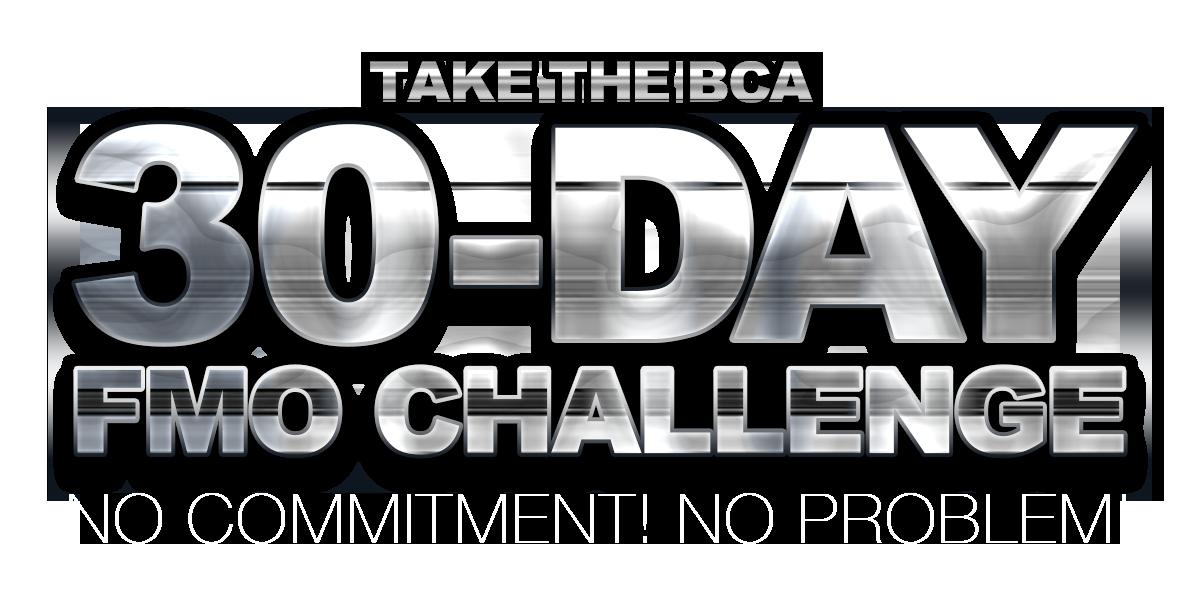 FMO 30-Day Challenge